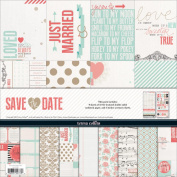Save The Date Collection Pack 30cm x 30cm -