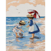 Design Works Counted Cross Stitch Kit 23cm x 30cm