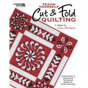 Leisure Arts-Teach Yourself Cut & Fold Quilting