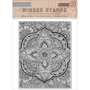 Basic Grey Spice Market Cling Stamps By Hero Arts