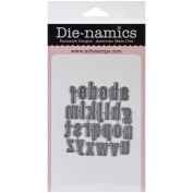 Die-Namics Dies-Little Lowercase Letters