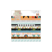 77 Paper Pad 15cm x 15cm 24/Sheets-12 Double-Sided Designs/2 Each