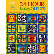 Leisure Arts-24-Hour Baby Quilts