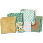 Karen Foster Scrapbook Page Kit 30cm x 30cm