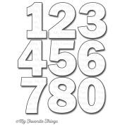 Die-Namics Die-By The Numbers