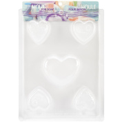 Soap Bar Mould-Heart