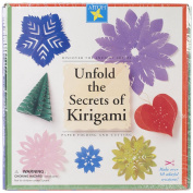 Aitoh Unfold the Secrets of Kirigami Kit kirigami kit