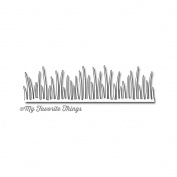 Die-Namics Die-Tall Grassy Edge, 15cm x 3.8cm