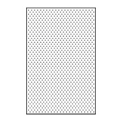 Nellie's Choice Embossing Folder A4-Dots
