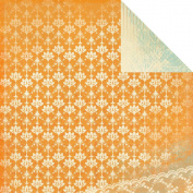 Devonshire Double-Sided Paper 30cm x 30cm -Victorian Rose