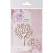 Wild Rose Studio Specialty Die 7cm x 8.3cm -Love Bird Tree
