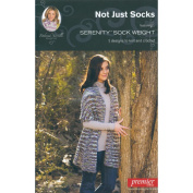 Premier Yarns Books-Not Just Socks -Serenity Sock