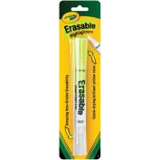 . Erasable Highlighter-Yellow