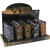 Fashion Reading Glasses Display 25 Pieces-Safari