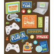 Sticker Medley-Video Games