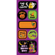 Haunted House Expressions Chipboard