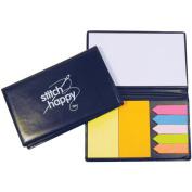 Stitch Happy Sticky Note Organiser-Black