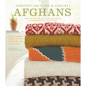 Stewart Tabori & Chang Books-Comfort Knitting & Crochet Afghans