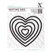 Xcut Nesting Dies-Heart