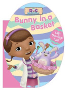 Doc McStuffins Bunny in a Basket [Board Book]