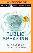 The Art of Public Speaking [Audio]