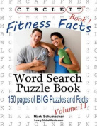 Circle It, Fitness Facts, Book 1, Word Search, Puzzle Book