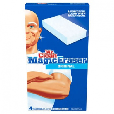 Mr. Clean Magic Eraser Original Pad White 4ct