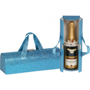 Picnic Plus Carlotta Clutch Wine Bottle Tote