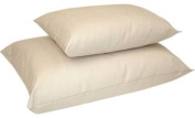 Naturepedic Organic Kapok and Organic Cotton Pillow - Standard Size LS54