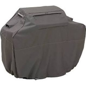 Classic Accessories Ravenna Patio Grill Cover, Dark Taupe, XX-Large