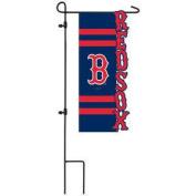 Boston Red Sox Sculpted Logo Garden Flag ...