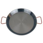 Magefesa Carbon Steel Skillet, Paella Pan - 46cm
