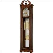 Howard Miller 611170 Warren Floor Clock in Cherry Bordeaux