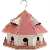 Songbird Essentials SE930 Birdhouse Red Roof Motel