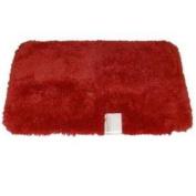 Shopko enVision Orange Coral Throw Rug No-Skid Accent Bath Mat 21x34