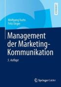 Management Der Marketing-Kommunikation [GER]