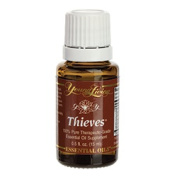 Thieves Essential Oil Blend- 15ml - Therapeutic Grade - Highly Antibacterial