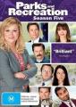Parks and Recreation: Season 5 [Region 4]