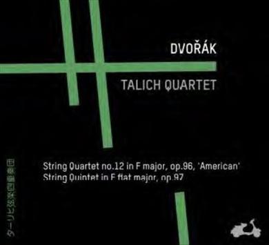 "Dvorak: String Quartet No. 12 ""American""; String Quintet Op 97"
