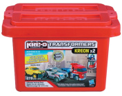 Cleo Transformers Red Bucket Set