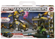 Cleo Transformers Stealth Bumblebee