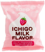 Ichigo Milk Flavour Soap