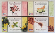 Venezia Soapworks Pure Vegetable Bath Soap Combo (4 Pack).. iwgl