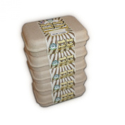 Vanilla Honey & Brown Sugar Natural Soap Set of 5 Value Pack