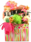 Refreshing Bath and Body Gift Basket for Women - Great Idea for Mothers Day