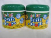 . Colour Bath Dropz 45 Tablets
