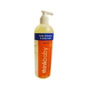 Thinkbaby Baby Shampoo and Body Wash - 470ml