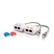 C2G - 37049 - RJ45 Network Combiner Kit