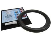 JL Audio Single 34cm 13W6 Foam Speaker Repair Kit, Wide Roll, 13W6v2-D4, FSK-13JLW6-1