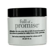 Full Of Promise Dual-Action Restoring Cream For Volume & Lift, 60ml/2oz
